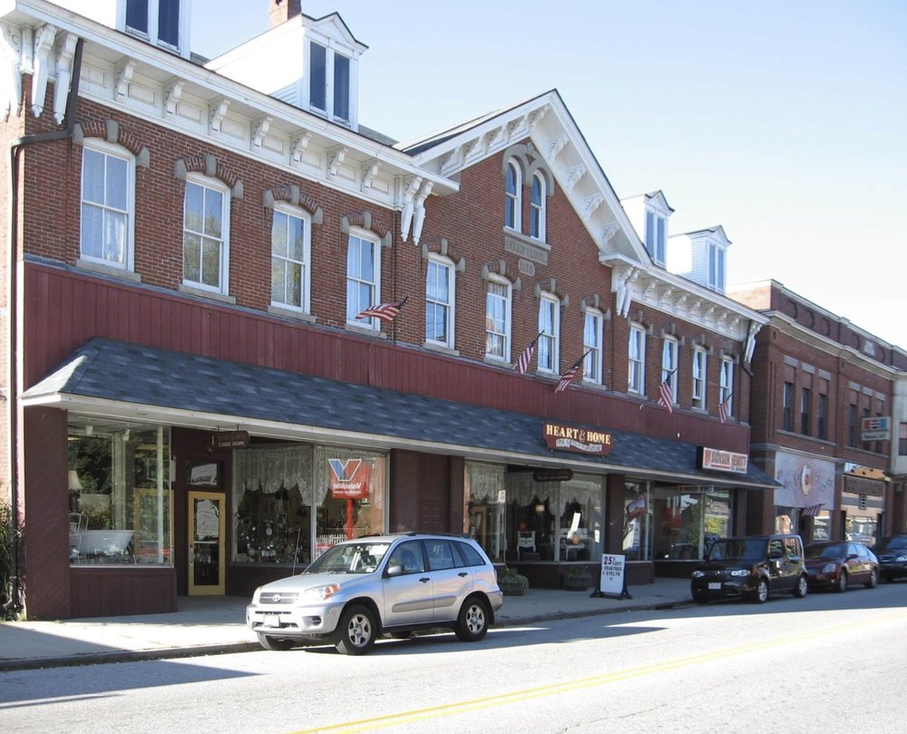 Heart and Home: 65 Main St, Danielson, CT