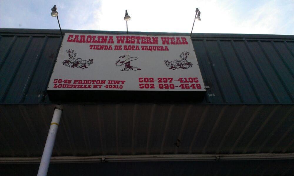 Carolina Western Wear