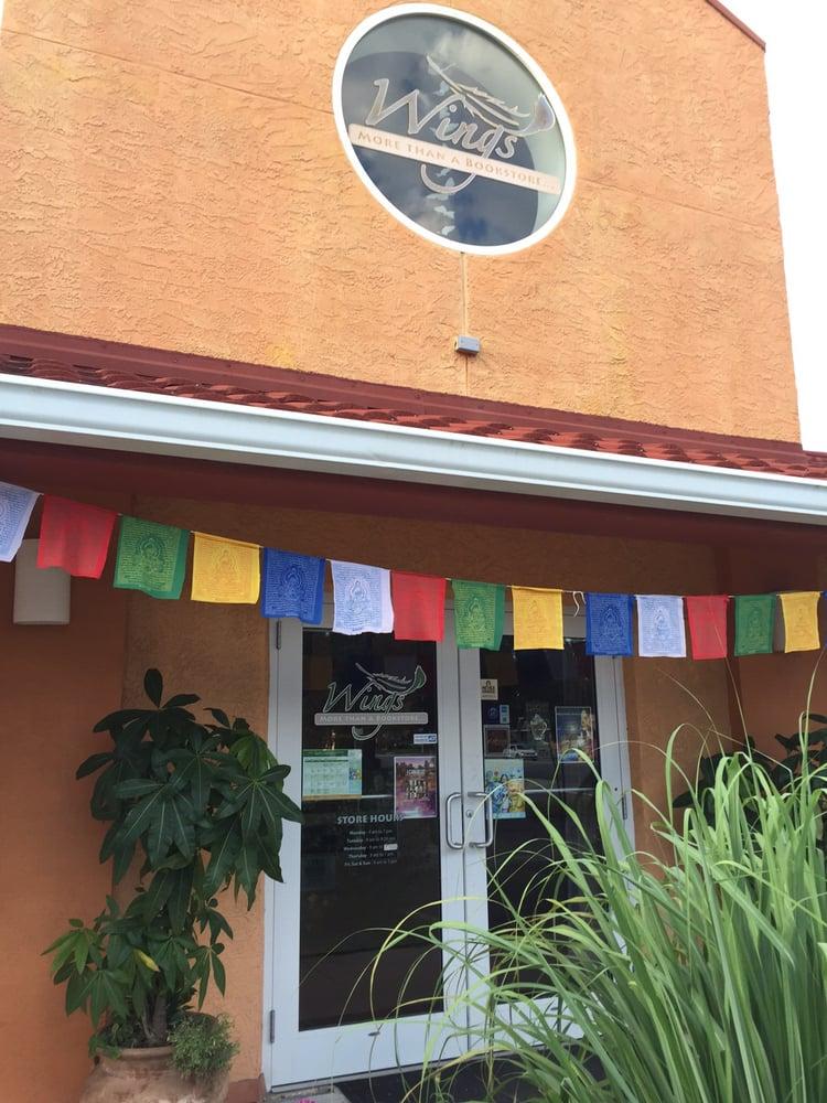 Wings Book Store: 4500 4th St N, Saint Petersburg, FL