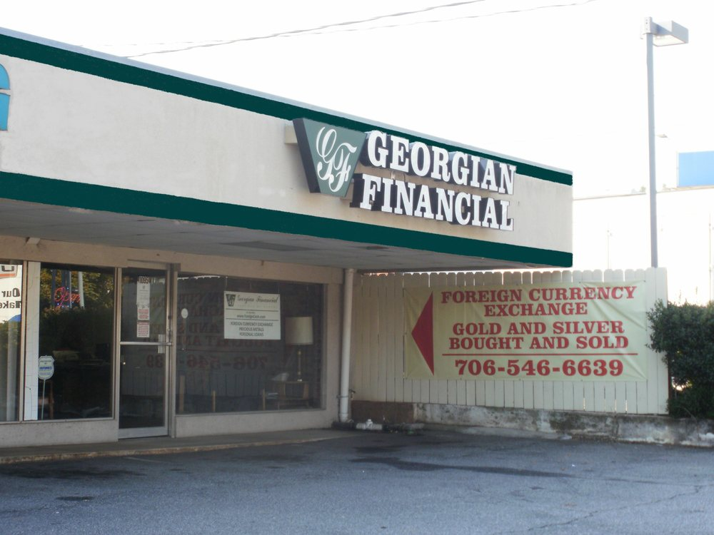Georgian Financial Services Of Athens: 1095 Baxter St, Athens, GA