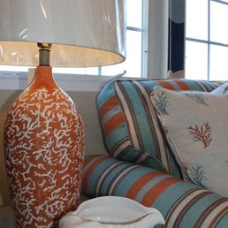 Photo Of Kendall Furniture   Ocean City, MD, United States. Coral Table Lamp