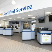 Shop Photo Of Martin Chevrolet   Crystal Lake, IL, United States. Service  Write Up