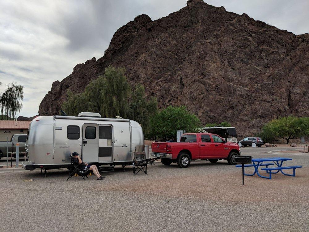 River Island State Park: 5200 N Hwy 95, Parker, AZ