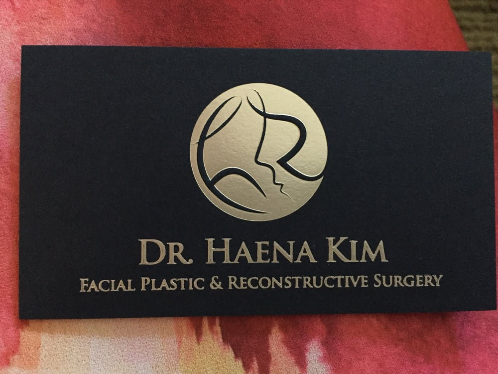 Business Cards Plastic Surgery Images - Card Design And Card Template