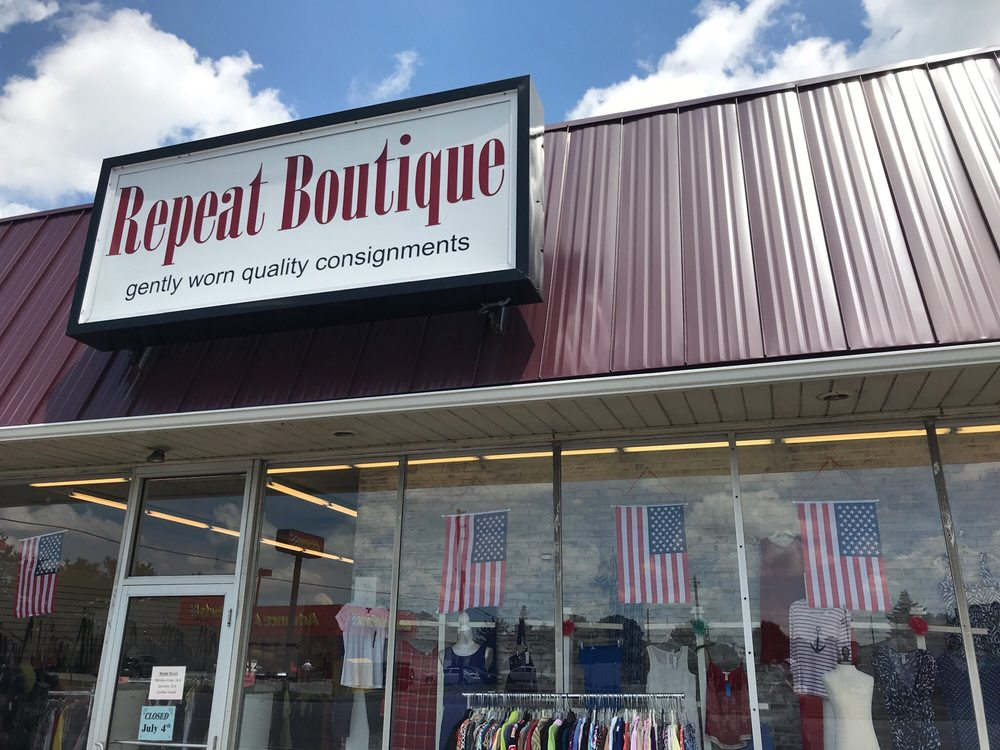 Repeat Boutique: 1234 Scalp Ave, Johnstown, PA
