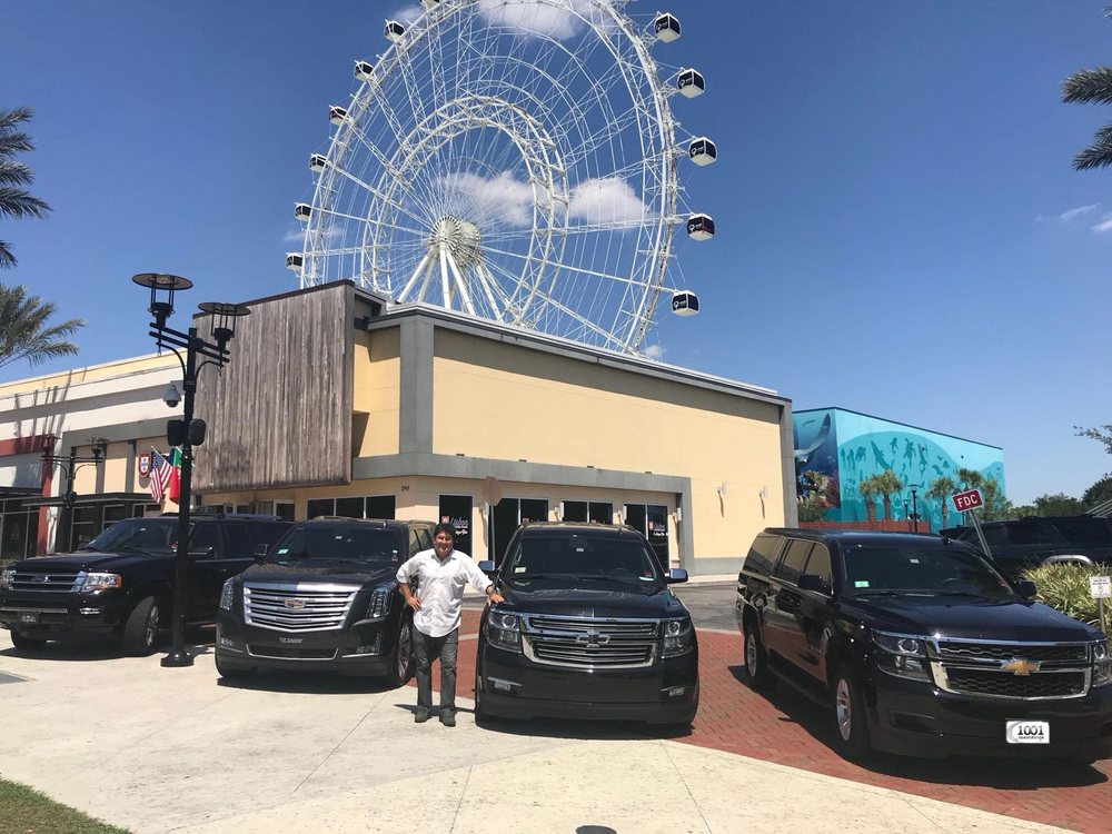 Town Car Service of Orlando: 7512 Dr Phillips Blvd, Orlando, FL