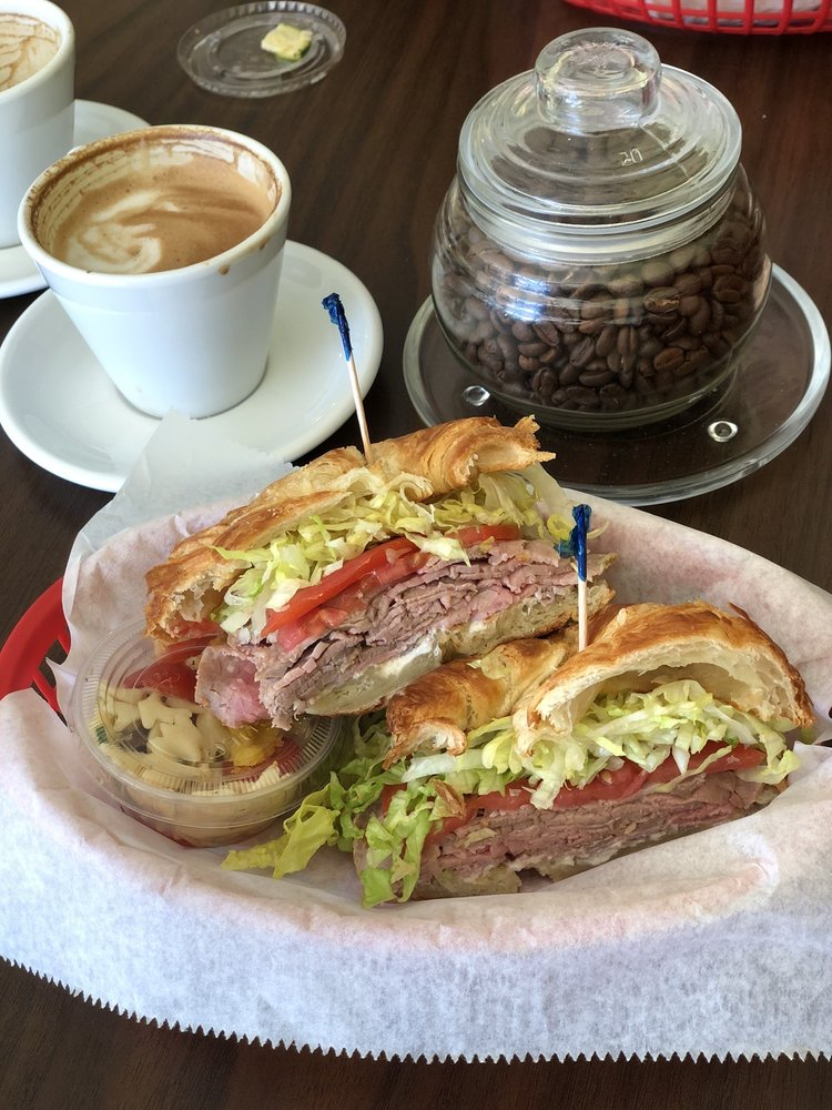 Brunos Bakery Cafe: 3993 Tyrone Blvd N, St Petersburg, FL