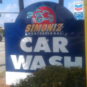 Simoniz Car Wash Hwy