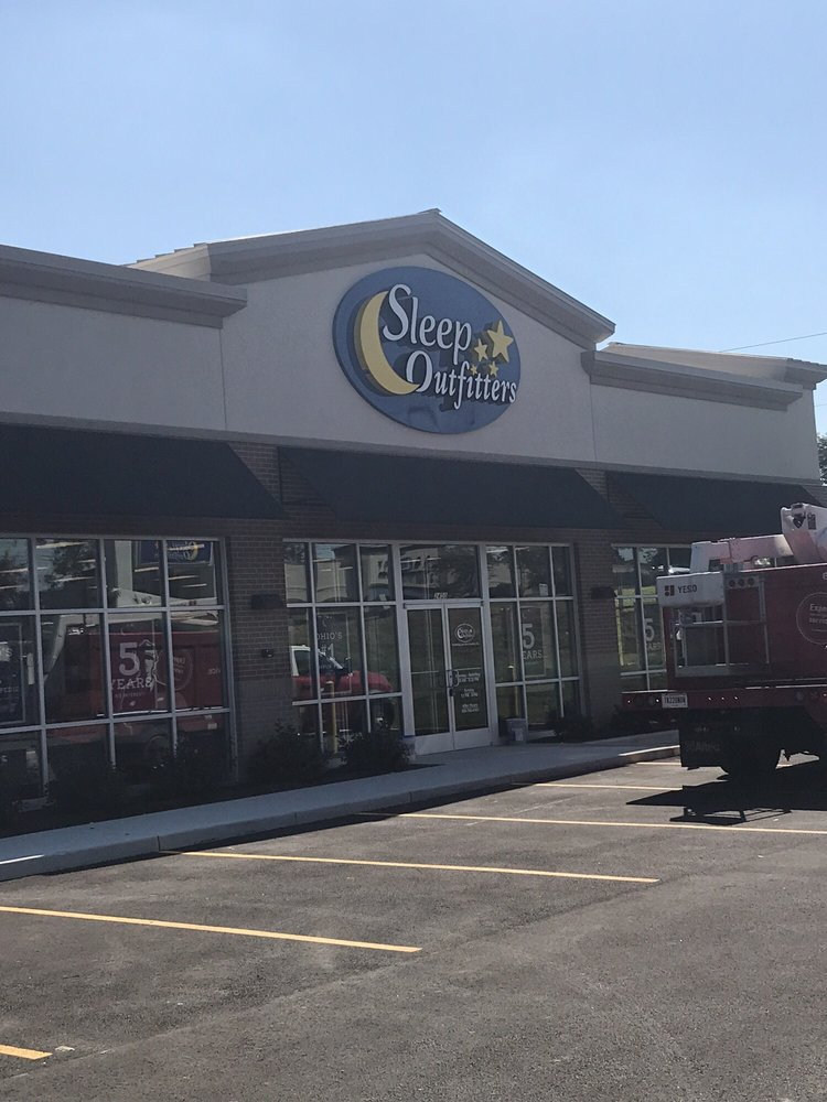 Sleep Outfitters -5R: 2450 N Fairfield Rd, Beavercreek, OH