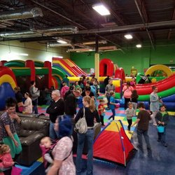 The New England Sports Center House Of Bounce Amusements Closed