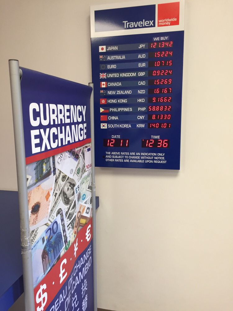 Photos For Travelex Currency Services Yelp
