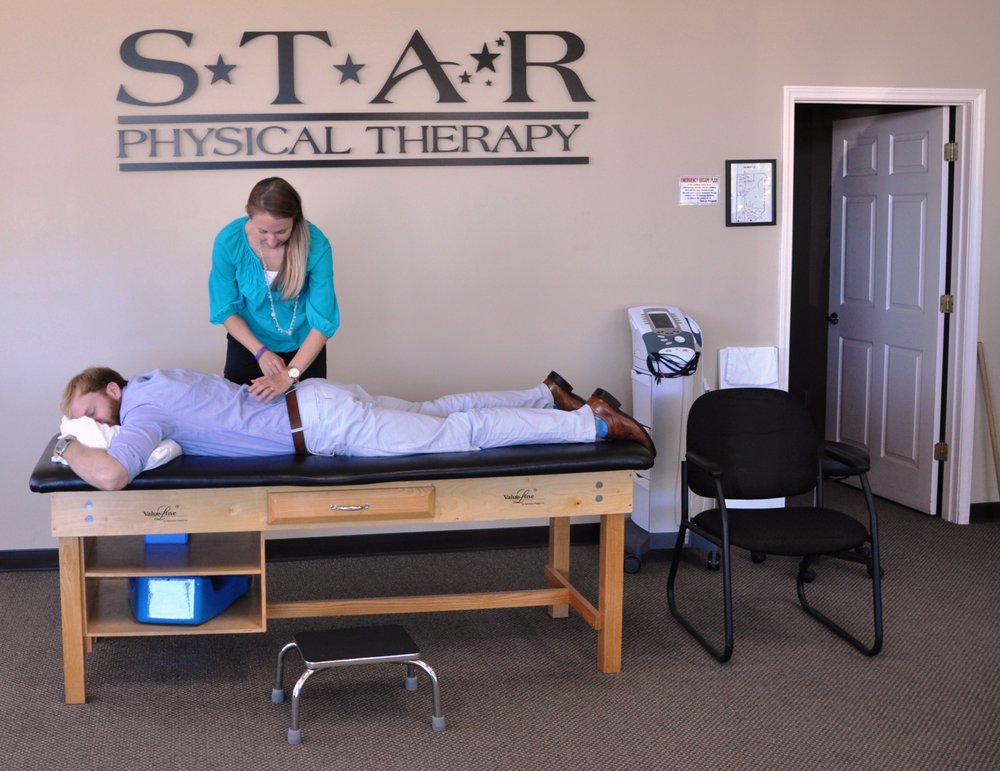 STAR Physical Therapy: 825 N Chancery St, McMinnville, TN