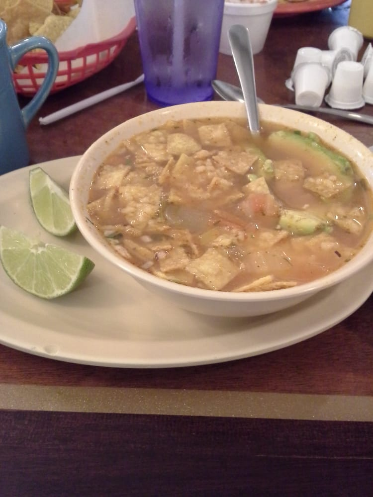 Tortilla soup yelp for Acapulco loco authentic mexican cuisine