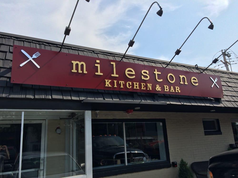 Milestone Kitchen Bar Cranston Ri