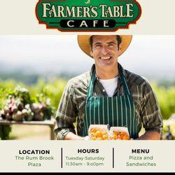 Farmers Table Cafe Photos Reviews Bars Rt N - Farmers table nh