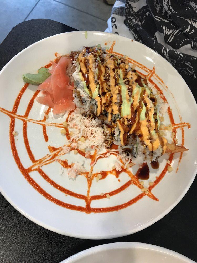 Sake2me Sushi & Seafood Grille: 803 Fort St, Hays, KS