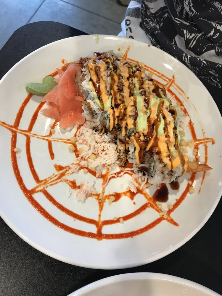 Sake2me Sushi & Seafood Grille: 2306 Vine St, Hays, KS