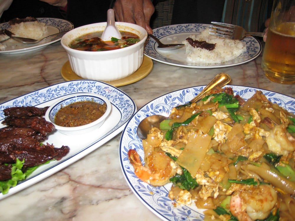 Thai Food Delivery Long Beach Ca