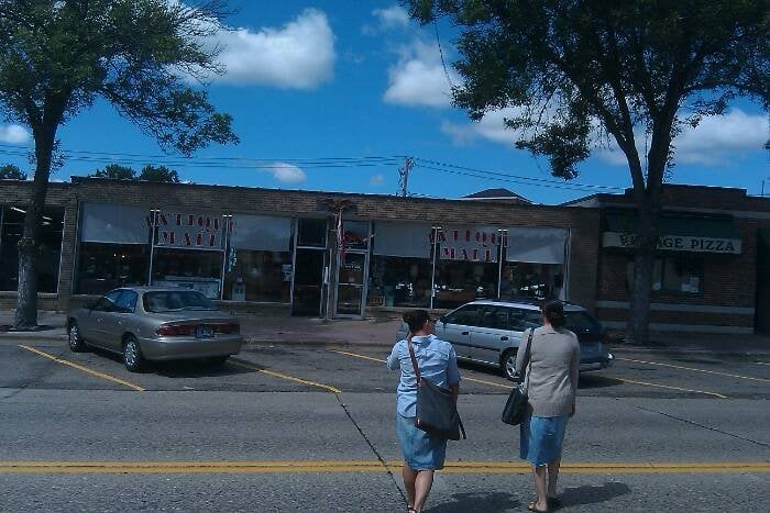 7th Avenue Antique Mall: 2563 7th Ave E, Saint Paul, MN