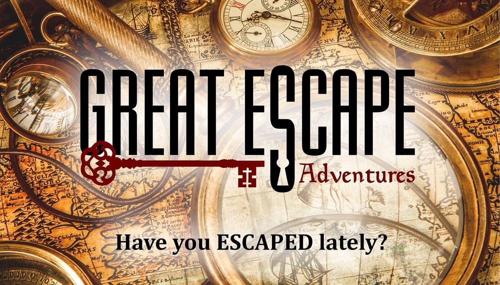 Great Escape Adventures: 3300 Chambers Rd, Horseheads, NY