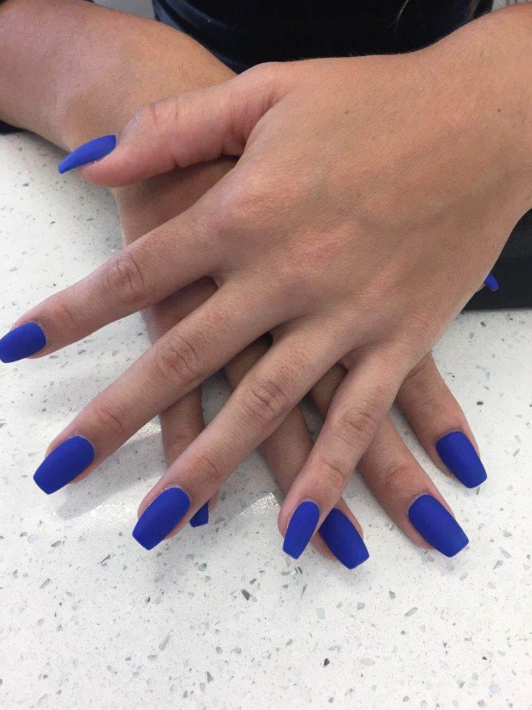 Photo Of Nails 4 U Spa Fullerton Ca United States Matte