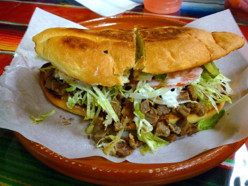 Tortas Mexicanas Restaurant Ca