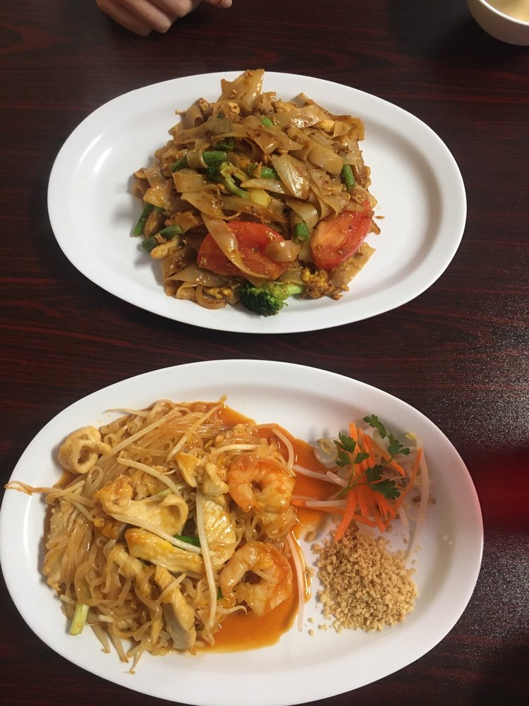Food from Masaman Thai Kitchen