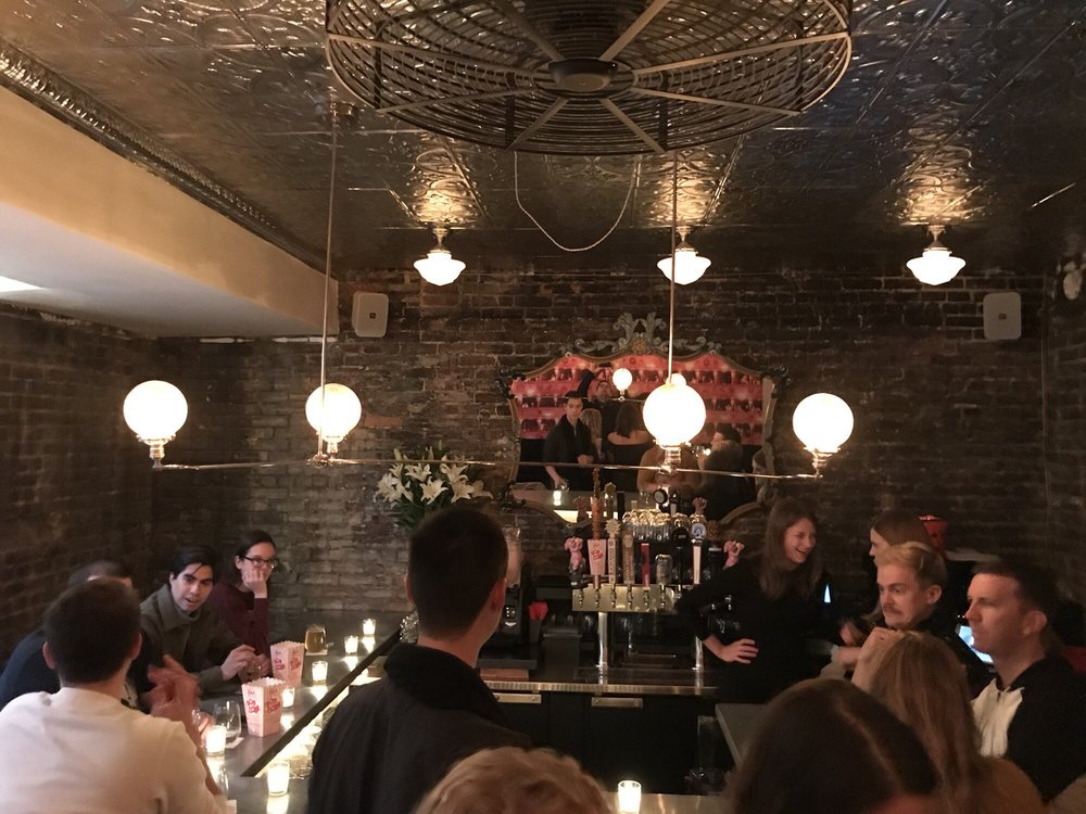 Back Pocket Bar NYC