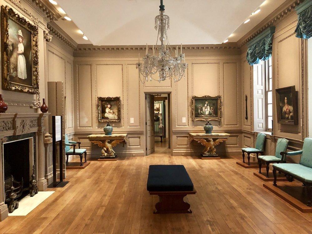 Social Spots from Philadelphia Museum of Art