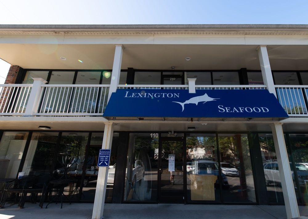 Lexington Seafood Company: 867 E High St, Lexington, KY