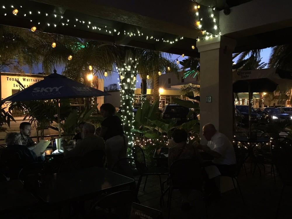 Canal St New Smyrna Beach Fl Restaurants