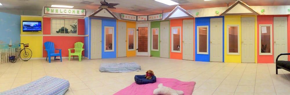 Stay & Play Pet Getaway: 1305 E Norvell Bryant Hwy, Hernando, FL