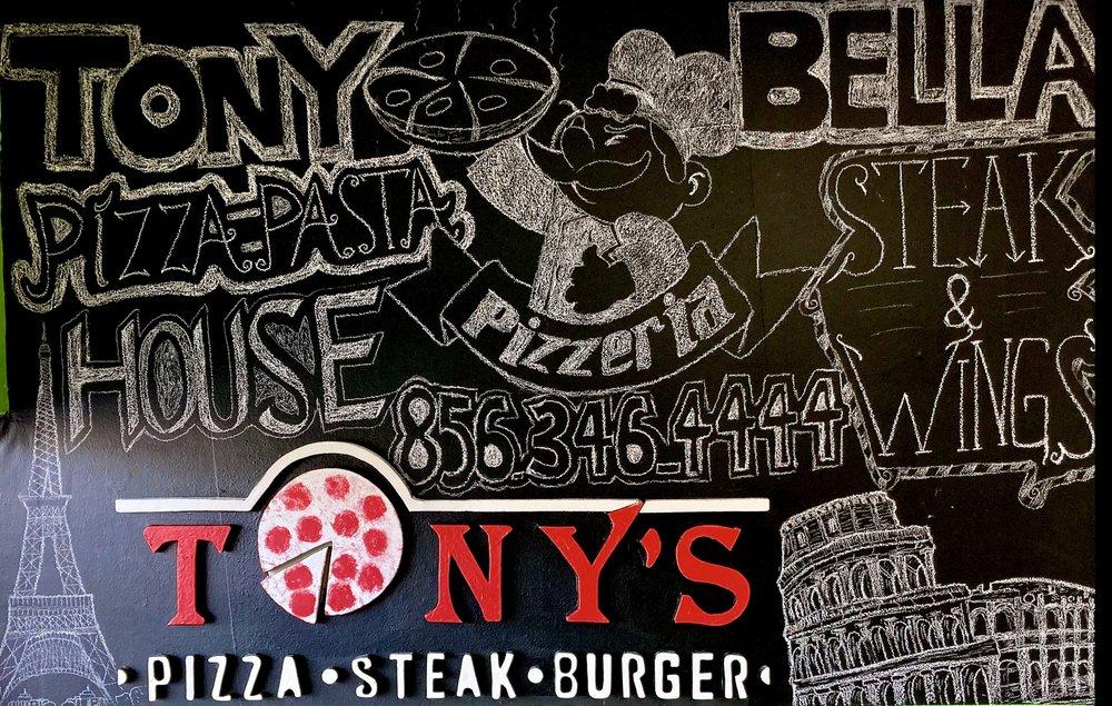 Tony's Pizzeria: 584 Chews Landing Rd, Lindenwold, NJ
