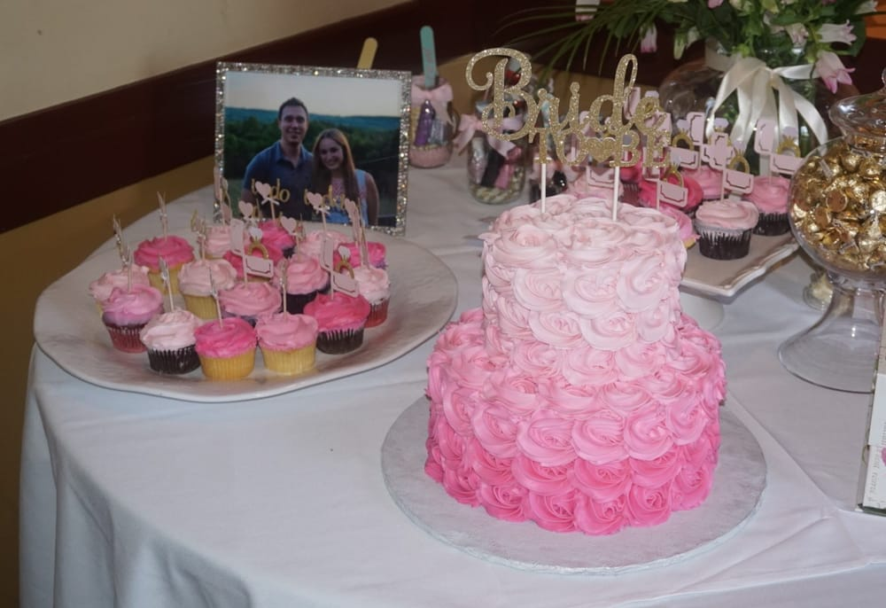 photo of clays creative corner bakery berwyn pa united states bridal shower