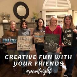 Photo of Creative Gatherings Texas - Flower Mound, TX, United States. Ladies night