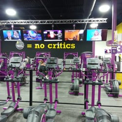 Planet fitness hookup
