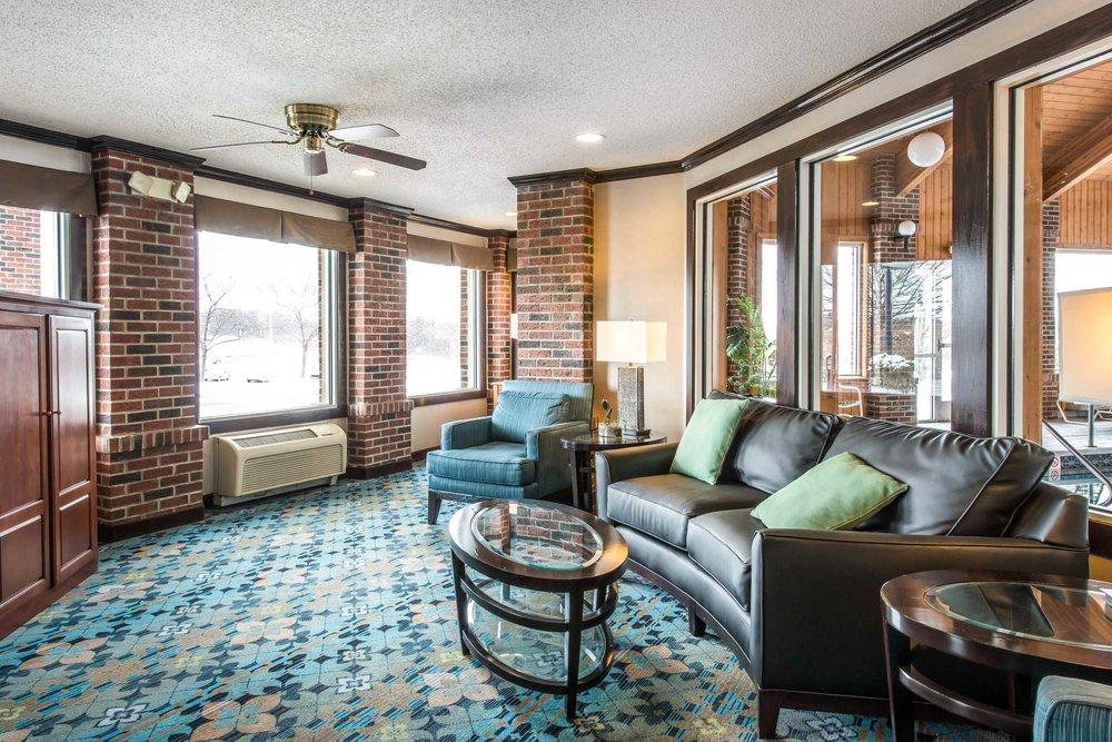 Comfort Inn: 167 Amerihost Drive, Weirton, WV