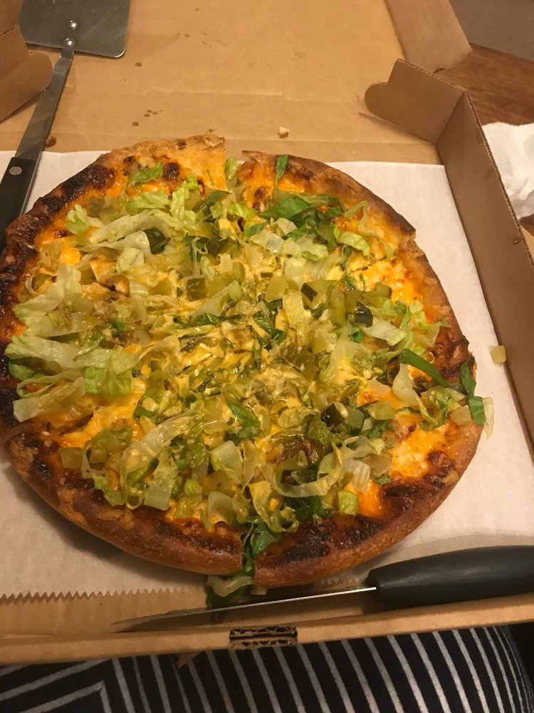 Food from Take Outs Pizza and Grill