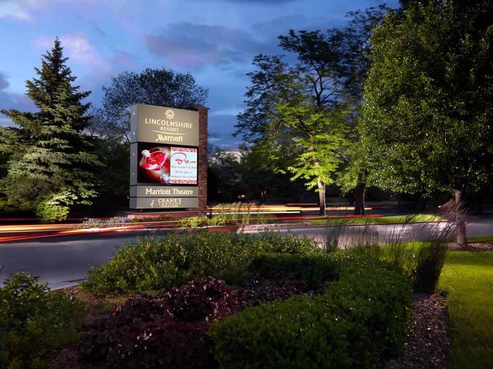 Lincolnshire Marriott Resort: Ten Marriott Drive, Lincolnshire, IL