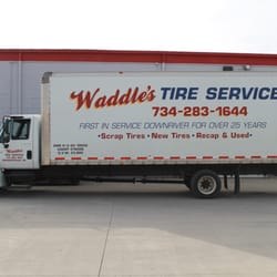 Photo Of Waddle S Tire Service Brownstown Mi United States Let Us Help