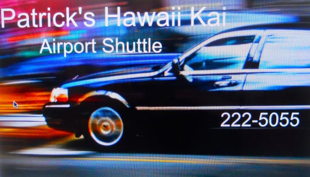 Patricks Hawaii Kai Airport Car Service