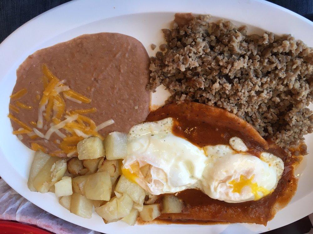 Jesse's Burritos: 317 N Main St, Borger, TX