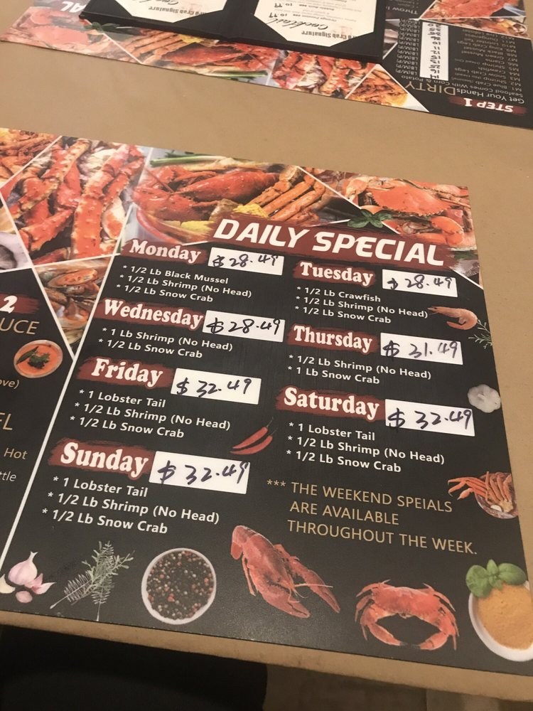 red crab juicy seafood prices