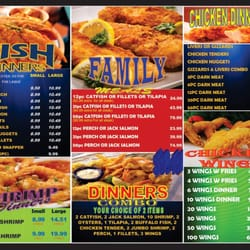 Shark s fish chicken 11 photos takeaway fast food for Sharks fish and chicken menu