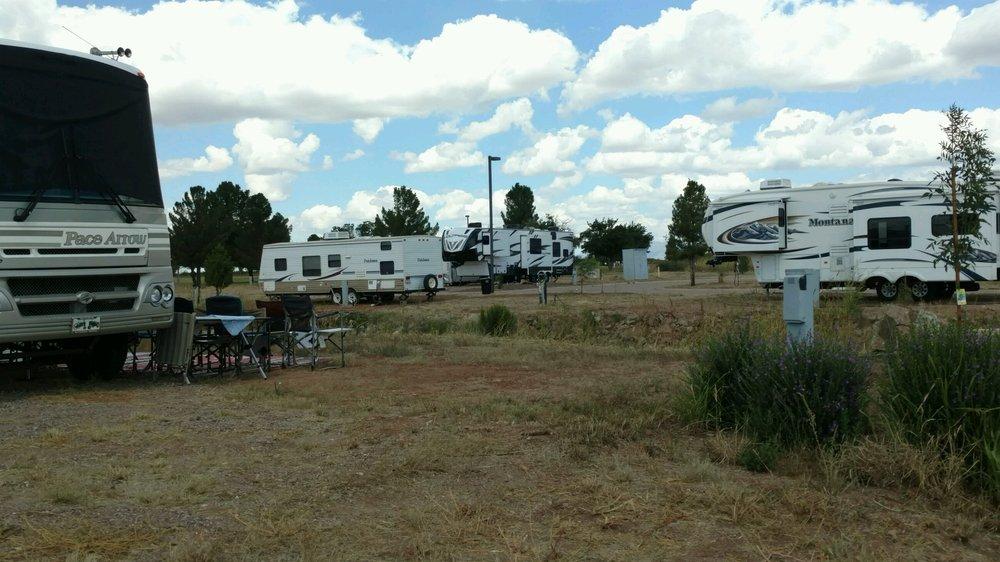 Hidden Treasures RV Park: 3851 Camino Del Rancho, Douglas, AZ