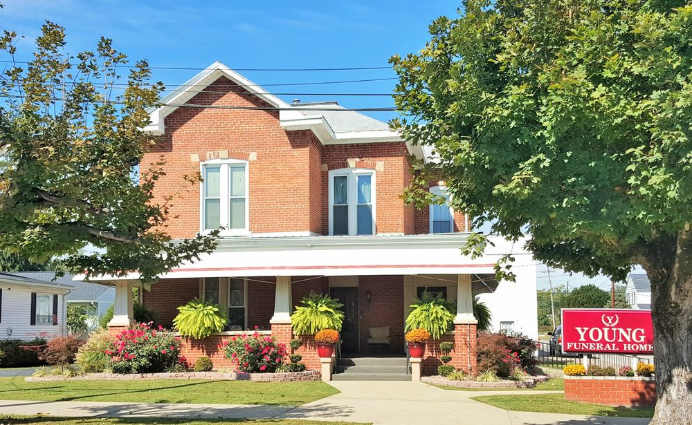 Young Funeral Home: 201 W Main St, Louisa, KY