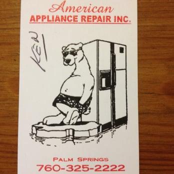 American Appliance Repair Appliances Amp Repair Palm Desert Ca