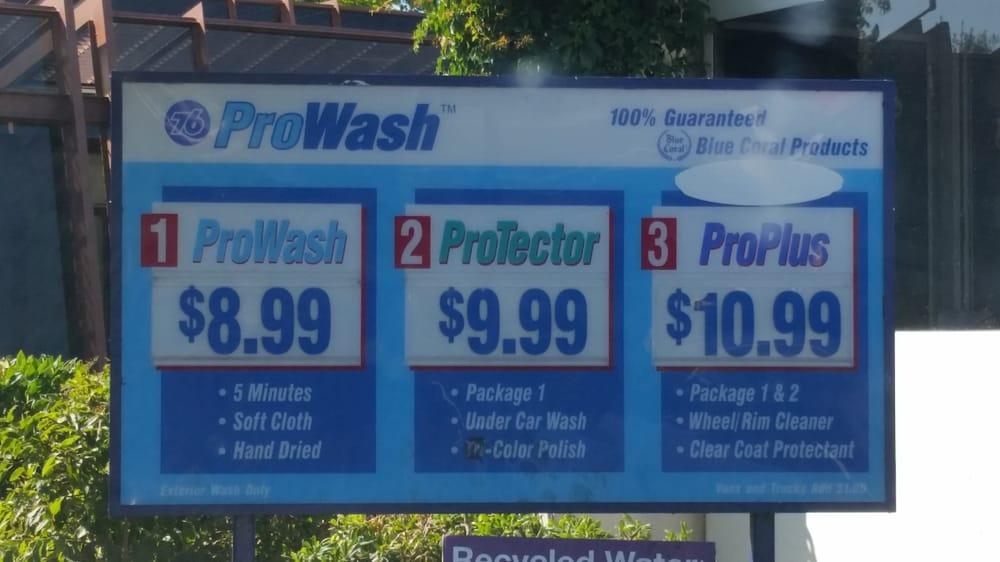 76 Gas Station & Car Wash