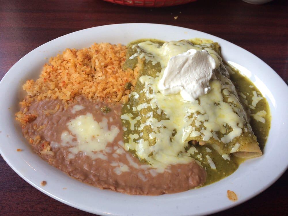 El Carrisal Mexican Restaurant: 29 W Main St, Lakeland, GA