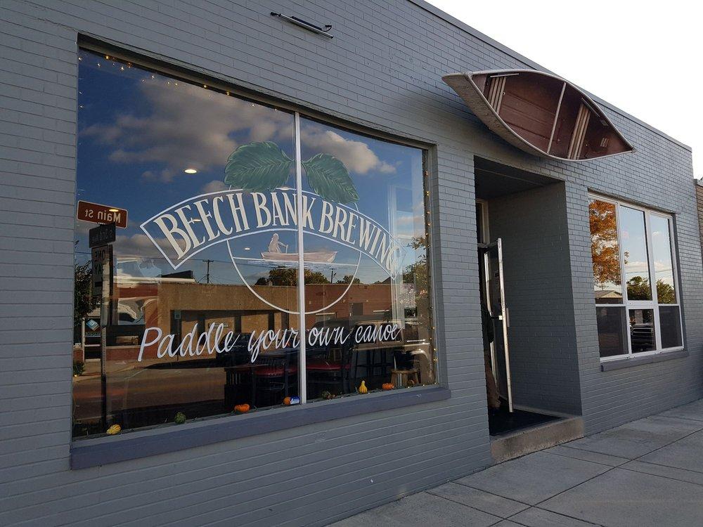 Beech Bank Brewing: 301 Main St, Beech Grove, IN